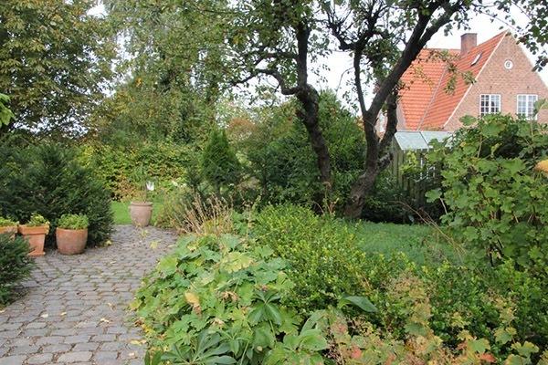 Romantisk have i roskilde